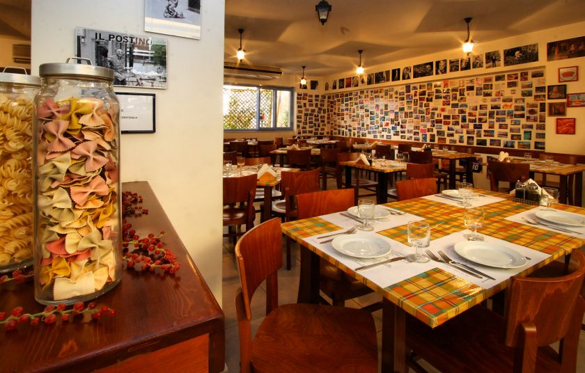 Il Postino - Εστιατόρια - Εστιατόρια | γαστρονόμος