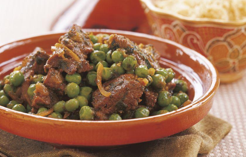 Αρνί ταζίν  με αρακά και λεμόνι - Συνταγές - Πιάτα ημέρας  759c18c9d70