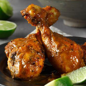 Κοπανάκια κοτόπουλου με άρωμα εξωτικό