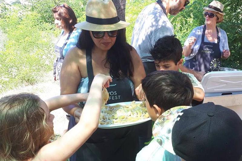 Αποτέλεσμα εικόνας για Στις 2 Ιουλίου ξεκινά το Lesvos Food Fest